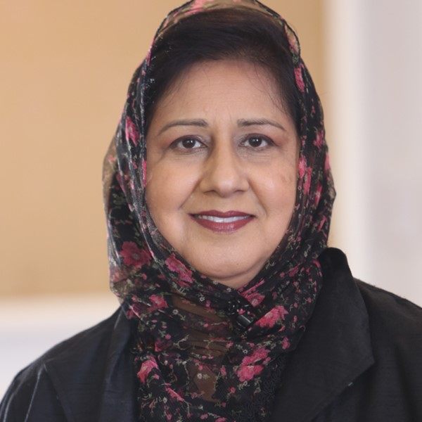 Dr. Isma Chaudhry
