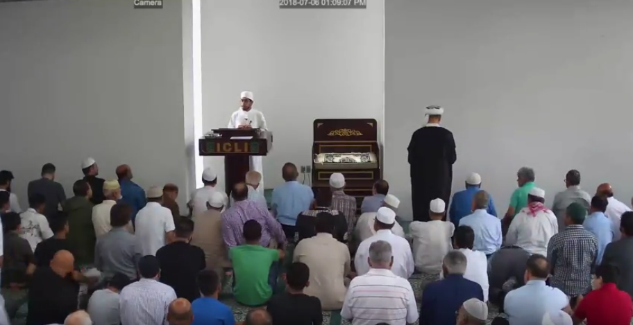 July 6th Khutbah by Amin Ul Islam