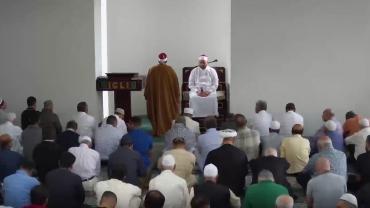 June 1 Khutbah by Sheikh Negm