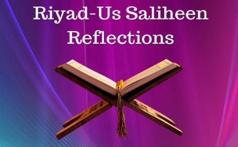 Riyad-Us Saliheen Reflections