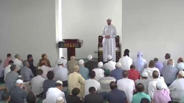 June 22 Khutbah by Imam Zaid Shaker