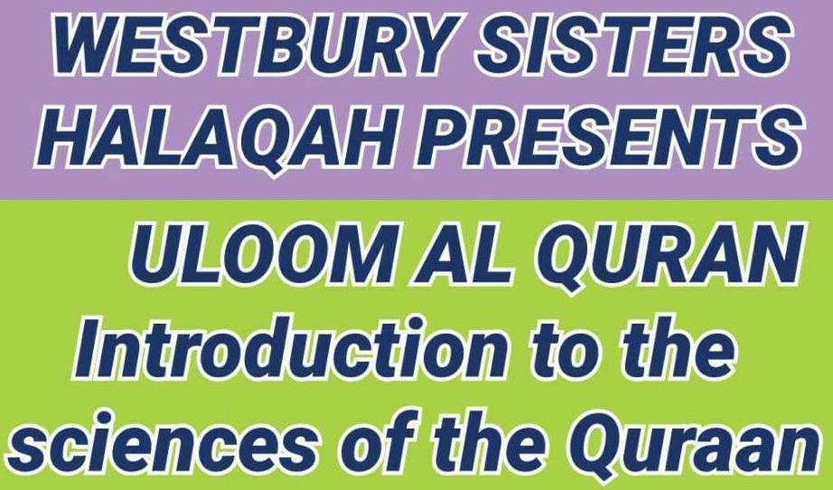 Sister's Halaqa