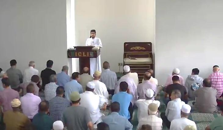 Aug 3 Khutbah by Amin Ur Rahman