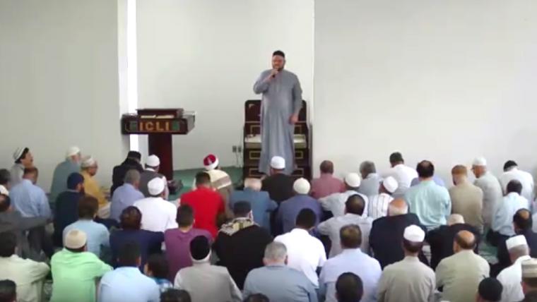 June 08 Khutbah by Sheikh Negm