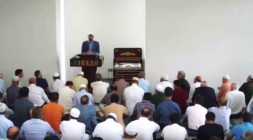 July 20 Khutbah by Dr Sameen