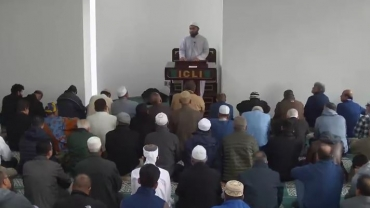 Oct 26 2018 Khutbah by Shaykh Junayed Al Madani