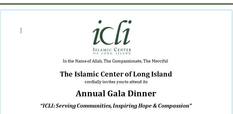 Annual Gala Dinner 2018