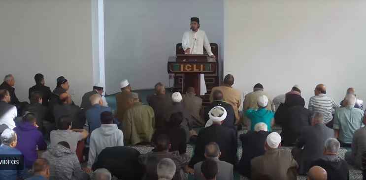 Oct 19 2018 Khutbah by Br. Amin ul Islam