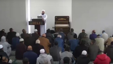 Nov 9 2018 Khutbah by Mufti M. Farhan