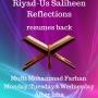Riyad us Saliheen Reflections