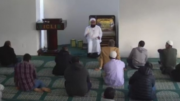 Nov 16 2018 Second Khutbah by Mufti Farhan