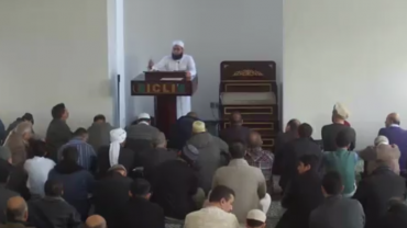 Jan 25 2019 Khutbah by Mufti M. Farhan