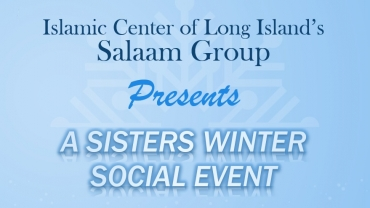 A Sisters Winter Social Event