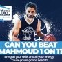 Wahed 1on1 Challenge With Mahmoud