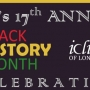 17th Annual Black History Month Celebration