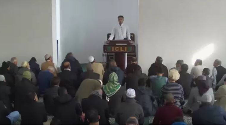 Feb 01 2019 Khutbah by Sh. Tanweer Ahmed