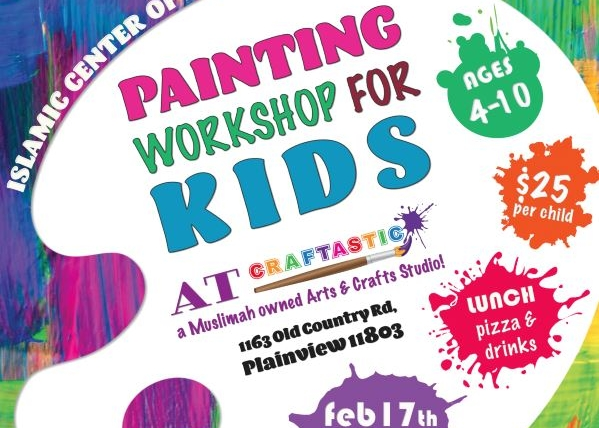 Kids Paint Workshop