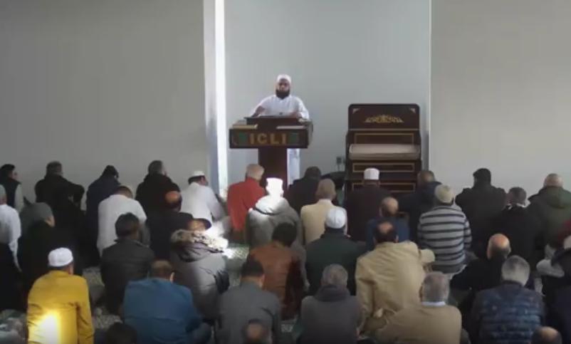 Mar 08 2019 Khutbah by Dr. Mufti M.Farhan