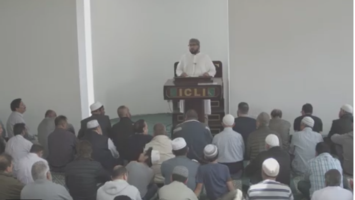 April 19 2019 Khutbah by Hafiz Obaidullah