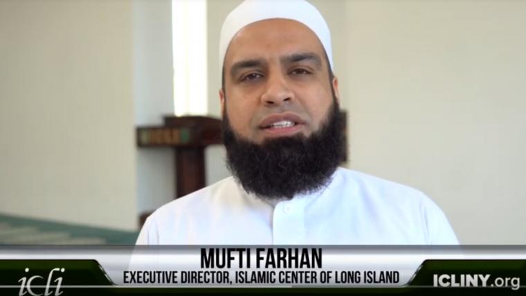 Happy Ramadan by Mufti M. Farhan