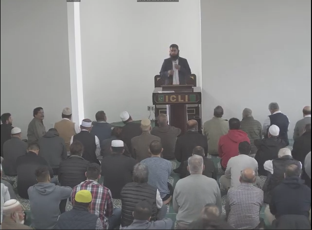 May 03 2019 Khutbah by Imam Ibad Wali