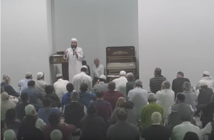 May 10 2019 Tarawih Reflections by Dr. Mufti M. Farhan