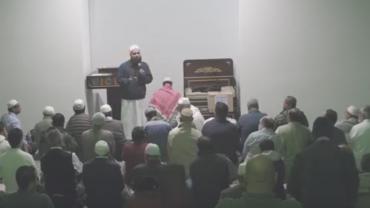 May 12 2019 Tarawih Reflections by Dr. Mufti M. Farhan