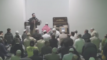 May 14 2019 Tarawih Reflections by Dr. Mufti M. Farhan