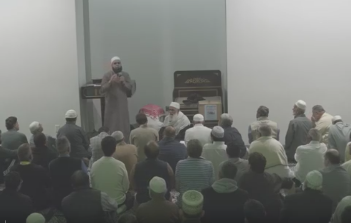 May 15 2019 Tarawih Reflections by Dr. Mufti M. Farhan