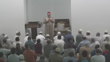 May 17 2019 Tarawih Reflections by Sh. Negm