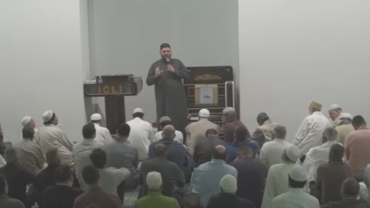 May 21 2019 Tarawih Reflections by Sh. Negm