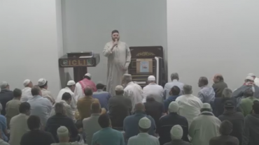 May 22 2019 Tarawih Reflections by Sh. Negm