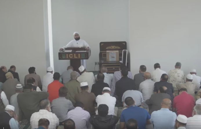 May 24 2019 Khutbah by Dr. Mufti M. Farhan