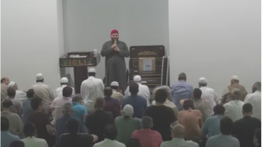 May 27 2019 Tarawih Reflections by Sh. Negm