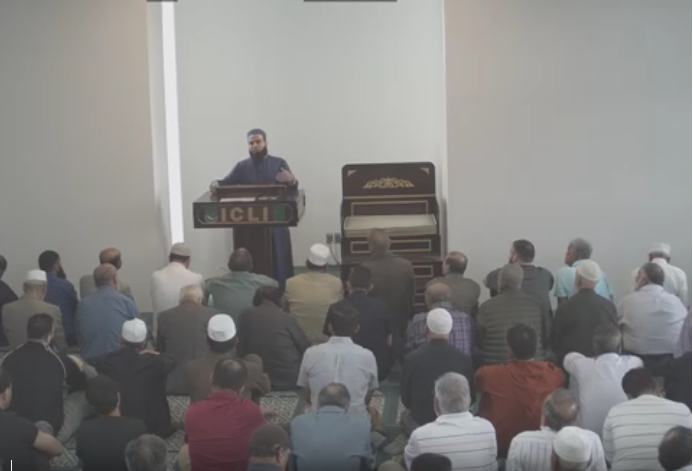 June 14 2019 Khutbah by Dr. Mufti M. Farhan