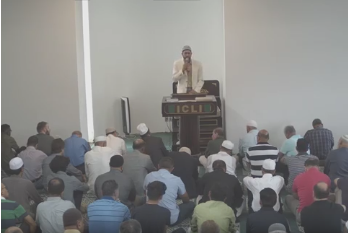 June 21 2019 Khutbah by Dr. Sameen
