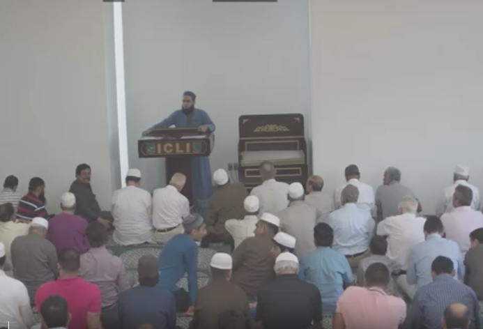 June 28 2019 Khutbah by Dr. Mufti M. Farhan