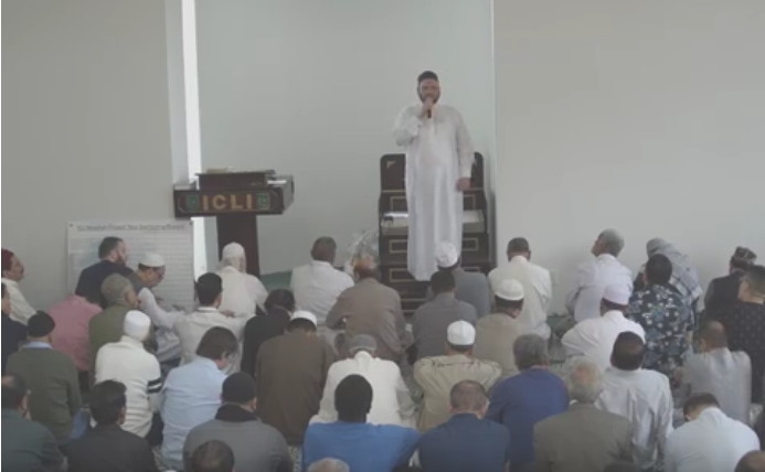 May 31 2019 Khutbah by Sh. Negm