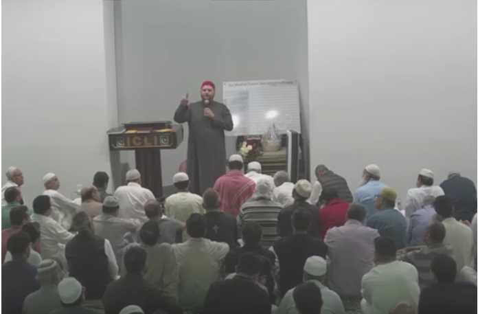 June 02 2019 Tarawih Reflections by Sh. Negm