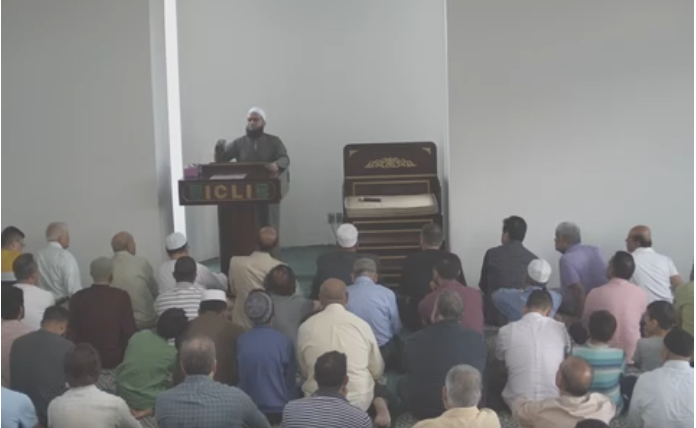July 12 2019 Khutbah by Dr. Mufti M. Farhan