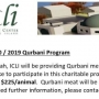 Qurbani Program 2019