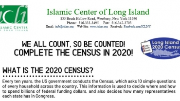 Long Island Census 2020