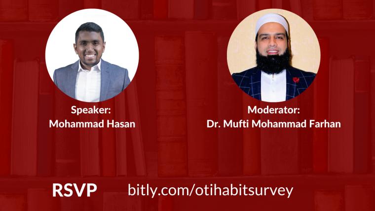 Bi-Monthly Seminar (Mastering Habits- Creating Lasting Change)