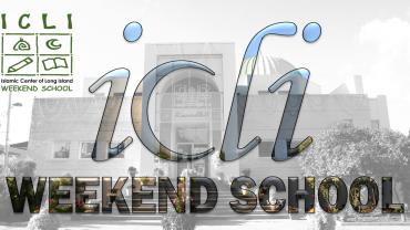 Weekend School Important Announcement