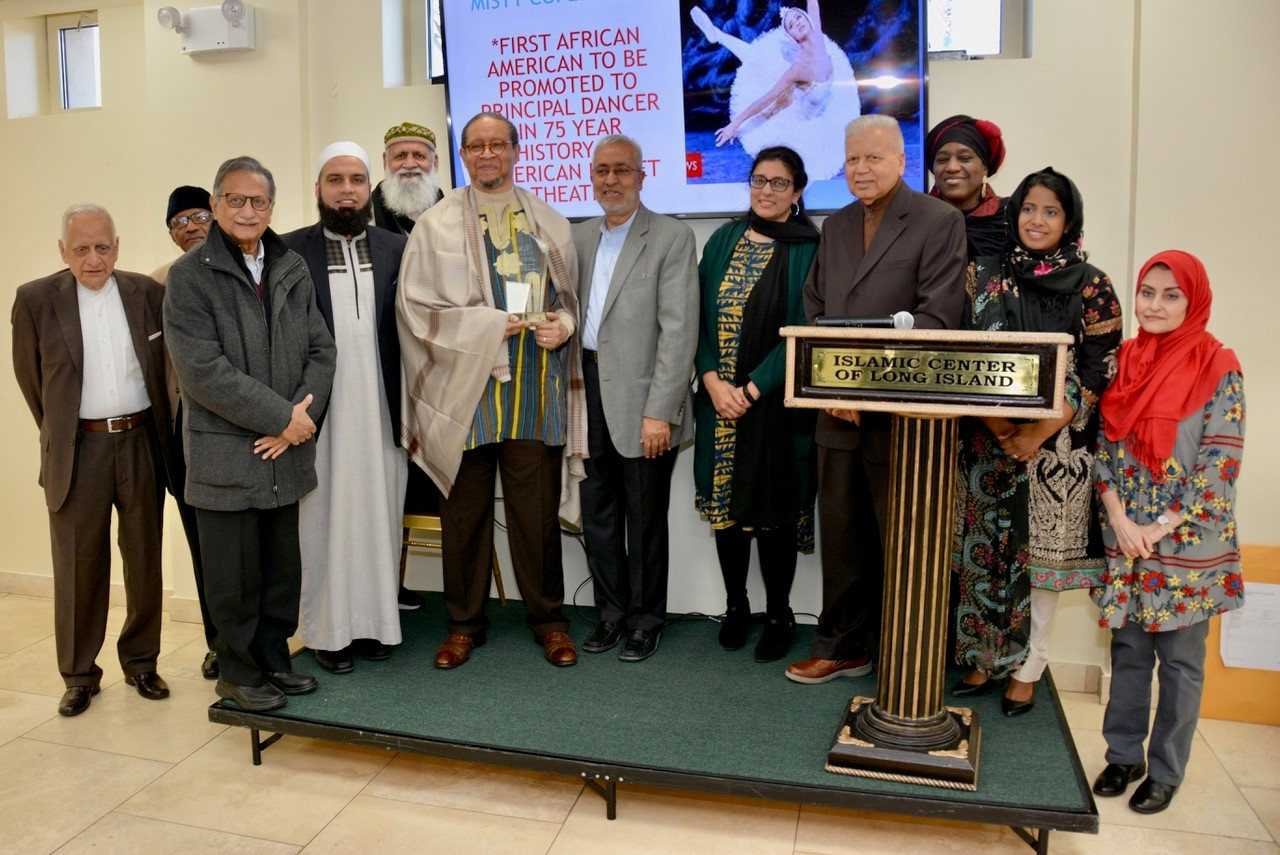Highlights of ICLI's 17th Annual Black History Month Celebration 2020
