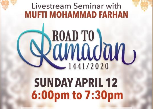 Road to Ramadan