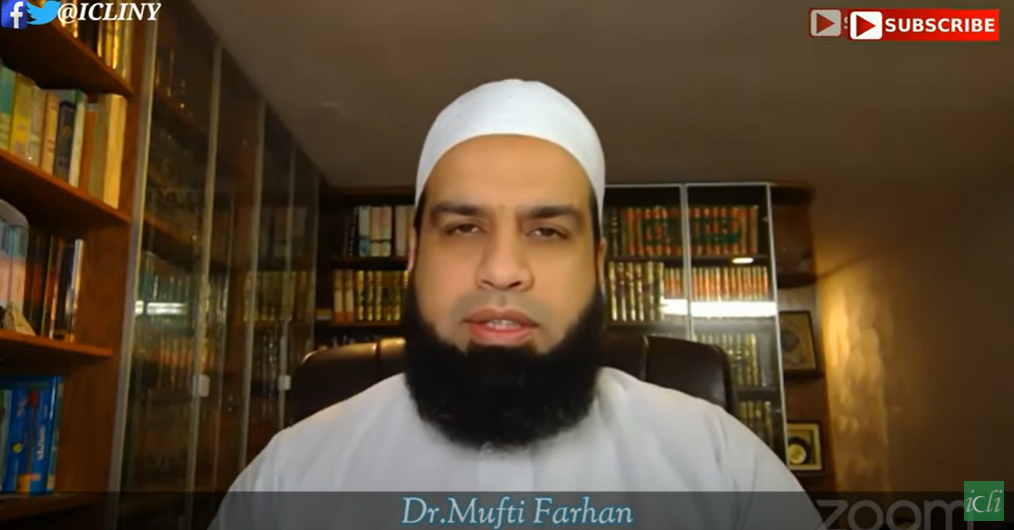 Ramadan Reflections- with Sheikh Negm & Dr. Mufti Farhan. Quran Juz- 15 Recitation by Tanweer Ahmed