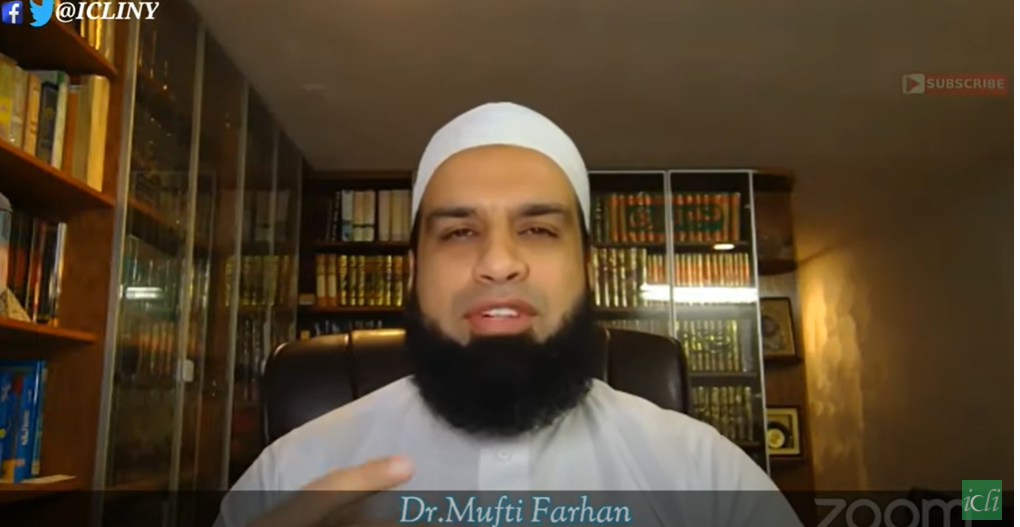 "Fajr Reflection ""Counsel of the Pious – Day 13″ with Dr. Mufti Farhan"