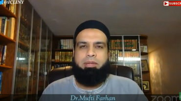 The Anecdotes of the Noble with Dr. Mufti Farhan