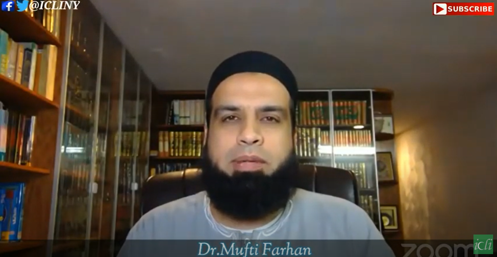 """""""Anecdotes of the Nobel"""" Day #6 with Mufti Mohammad Farhan"""